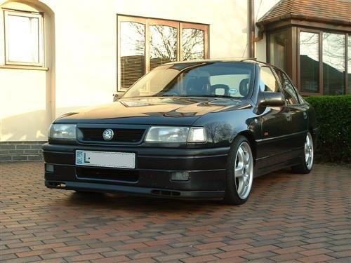 NOVA TURBO. Vauxhall Nova 2.0L 16v Turbo. The New Car. Cavalier 4x4 Turbo