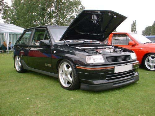 NOVA TURBO. Vauxhall Nova 2.0L 16v Turbo. Click below for progress updates